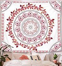 Tapestry Indian Mandala Tapestry Wall Hanging Sand