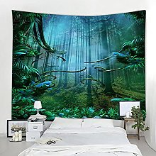 Tapestry Jungle Creek Tapestry Wall Hanging Beach