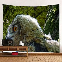 Tapestry Nature Wall Tapestry Tree Forest Sky
