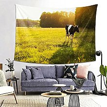 Tapestry Wall Hanging Bedding Tapestry,Grazing