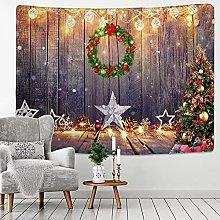 Tapestry Wall Hanging Decor Beautiful Christmas