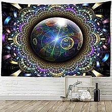 Tapestry Wall Hanging Decor Psychedelic Mandala