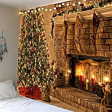 Tapestry Wall Hanging Tapestry Merry Chirstmas
