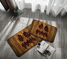 TAPESTRYDA Minecraft Pattern Stair Carpet