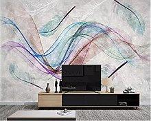 Tapeten für wohnzimmer Benutzerdefinierte Feder