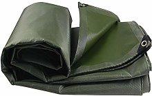 Tarp Army Green Premium Tarpaulin 2x2m with