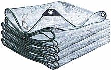 Tarps Sheet Transparent Clear Waterproof PVC