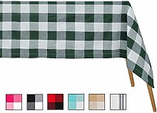 Tartan Plaid Tablecloth - Checked Tablecloths for