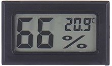TARTIERY Digital Max Min Greenhouse Thermometer