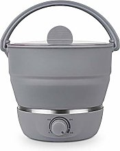 TARTIERY Electric Cooker Portable Folding Pot