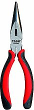 Task Tools T25382 7-1/2-Inch Long-Nose Pliers,