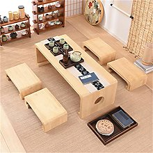 Tatami Table Solid Wood Tatami Coffee Table Bay