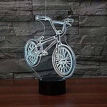 Tatapai 3D Ghost Light Led Night BMX Night Light