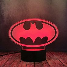 Tatapai Batman Batman Symbol Night Lamp DC Comic