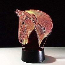 Tatapai Festival 3D Illusion Night Light Animal