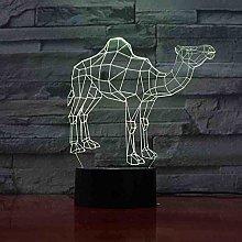 Tatapai Festival Dromedary Camel Led Night Light