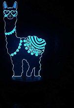 Tatapai Horse LED Night Light USB Bedroom