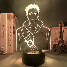 Tatapai Led Night Light Anime Haikyuu Daichi