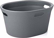 TATAY Baobab Laundry Basket 35 grey
