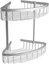 TATAY Ice Double Corne Storage Basket, 300 x 220 x