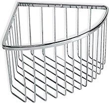 TATAY Krom Corner Storage Basket, INOX/Laton