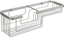 TATAY Rectangular Storage Basket, Aluminum,
