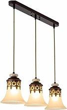 Tatosun Vintage Atmosphère Hanging Lamp L70cm (3