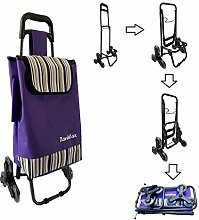 TAVALAX® Tris Floral Shopping Trolley & Trolley