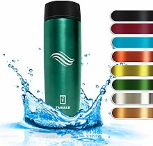 TAVIALO Thermos Vacuum Bottle Travel Mug 460 ml,