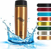 TAVIALO Thermos Vacuum Bottle Travel Mug 460 ml,