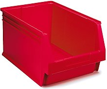 Tayg 260100 Stackable Storage Bin mod. 60, Red