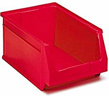 Tayg red Stackable Storage Bin mod. 54,