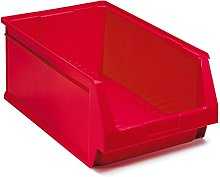 Tayg red Stackable Storage Bin mod. 58