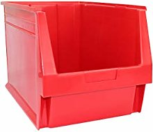 Tayg red Stackable Storage Bin mod. 59