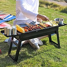 Taylor & Brown Barbecue Grill, Portable Folding