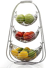 Taylor & Brown® Chrome Swinging Fruit Hammock
