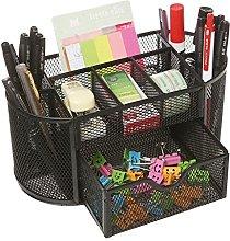 Taylor & Brown® Desk Tidy Mesh Desk Organiser Set