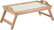 Taylor & Brown Lightweight Bamboo Wooden Bed Tray