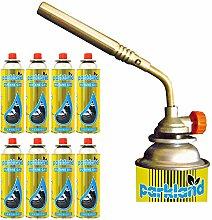 Taylor & Brown® Multi-Purpose Butane Gas