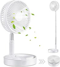 Taylor & Brown Stand Fan, Folding Portable