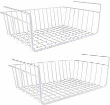 Taylor & Brown Under Shelf Storage Basket, 2-Pack