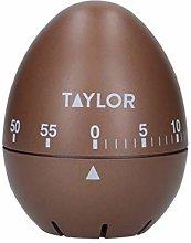 Taylor Kitchen Egg Timer, Egg Shaped Classic