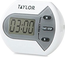 Taylor Precision Products 5806 Digital Timer,