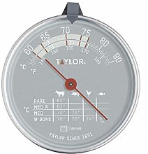 Taylor Pro In Oven Meat Thermometer, Oven Safe
