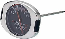 Taylor Pro Leave In Meat Thermometer, Oven Safe