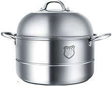 TBAO Bouble 26-30 cm Stainless Steel Thicken 2-3