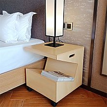 Tbaobei-Baby Bedside Table Mobile Bedside Table