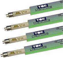 TBE Lighting 8w UV Fly Killer Tubes - 4 Pack - 8W