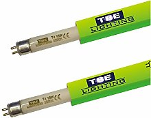TBE Lighting T4 16w Fluorescent Tube Lamps 480mm -