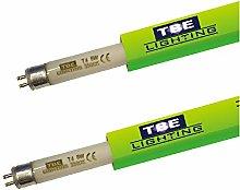 TBE Lighting T4 6w Fluorescent Tube Lamps 232mm -
